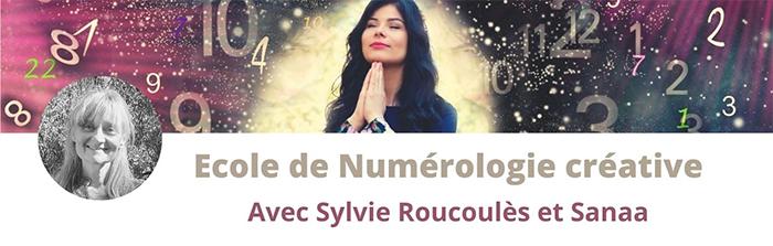 École de numérologie créative - Sylvie Roucoulès